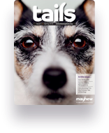 Tails magazine cover