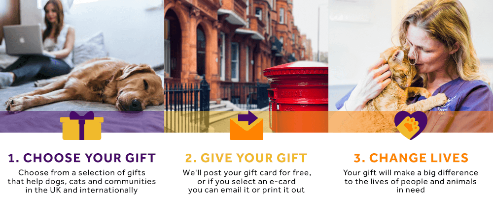 Gifts that make a difference